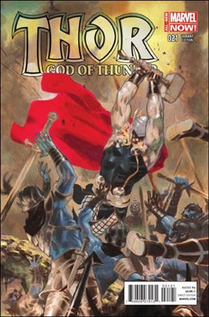 Thor: God of Thunder 21-B