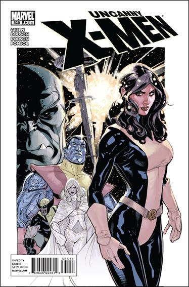 Uncanny X-Men (1981) 535-A by Marvel