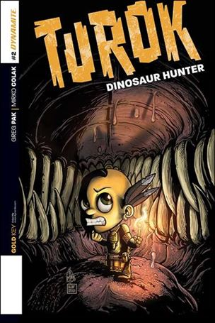Turok: Dinosaur Hunter (2014) 2-E