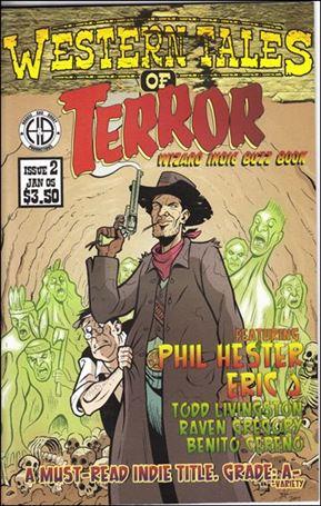 Western Tales of Terror  2-A