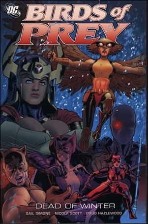 Birds of Prey 9-A