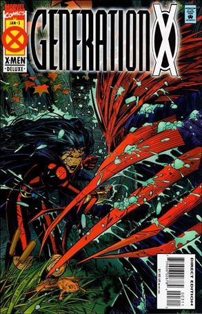 Generation X (1994) 3-A