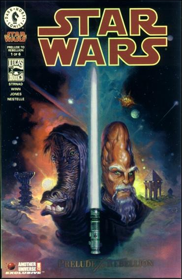 Star Wars/Star Wars Republic 1-B by Dark Horse