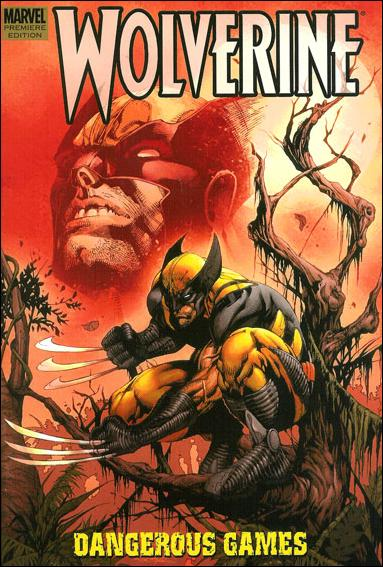 Wolverine: Dangerous Game 1-A by Marvel