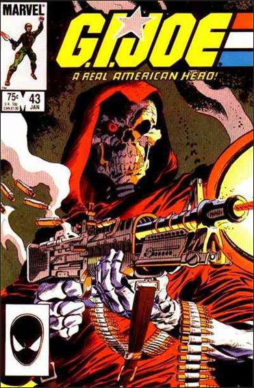 G.I. Joe: A Real American Hero 43-A by IDW
