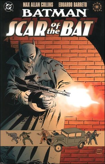 Batman: Scar of the Bat 1-A by DC