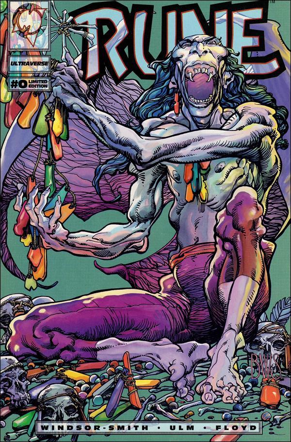 Rune (1994) 0-A by Malibu