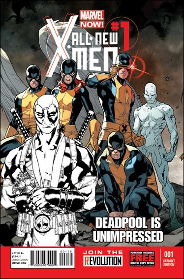 All-New X-Men (2013) 1-H by Marvel