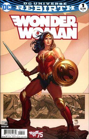 Wonder Woman (2016)  1-B