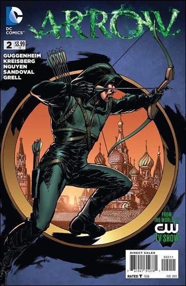 Arrow (2013) 2-A by DC