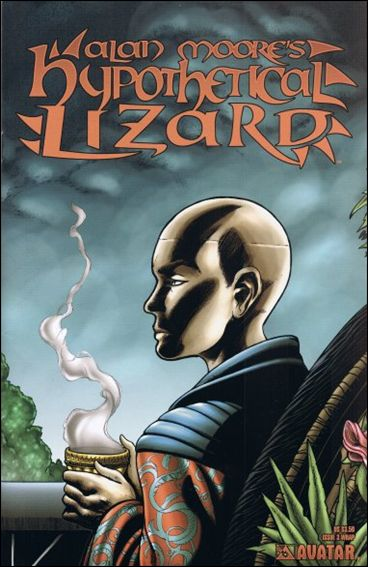 Alan Moore's Hypothetical Lizard 3-B by Avatar Press