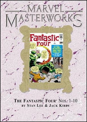 Marvel Masterworks: The Fantastic Four 1-B
