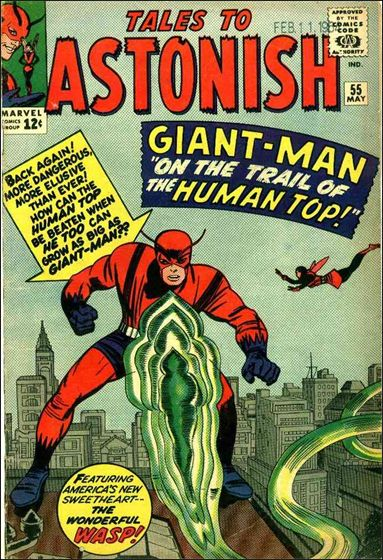 Tales to Astonish (1959) 55-A by Marvel
