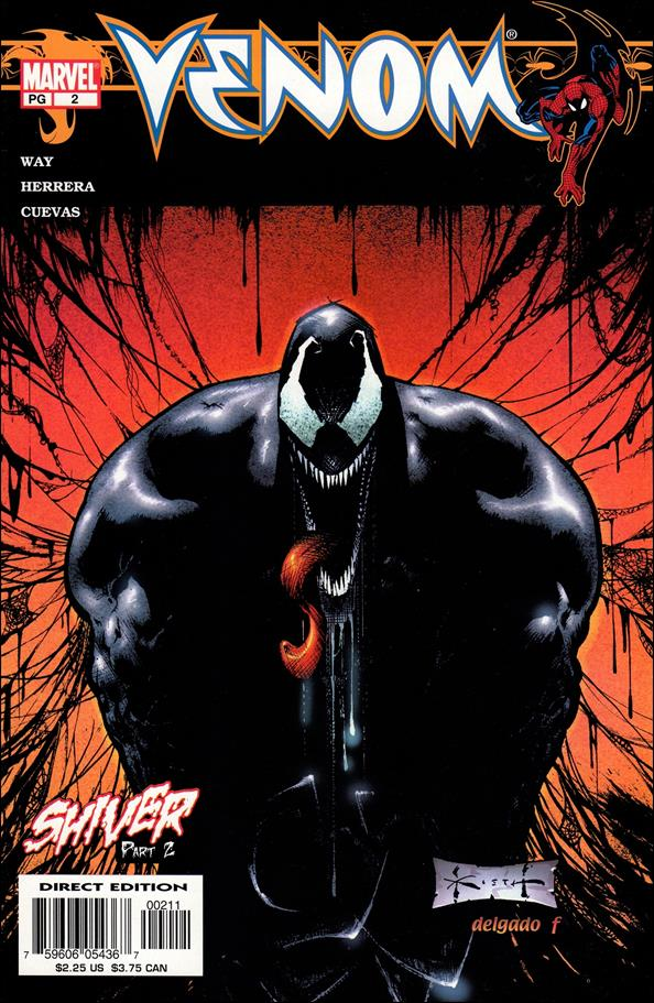 Venom (2003) 2-A by Marvel