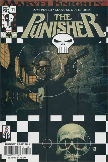 Punisher (2001) 11-A by Marvel