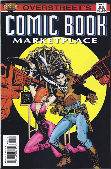Overstreet's Comic Book Marketplace 1-A by Gemstone