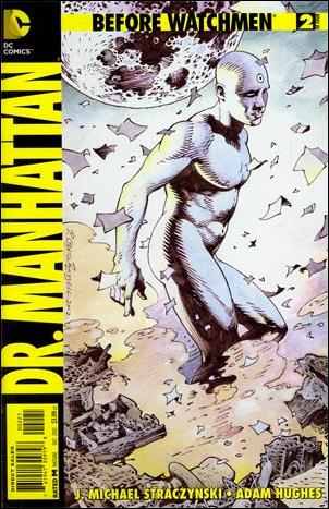 Before Watchmen: Dr. Manhattan 2-D by DC