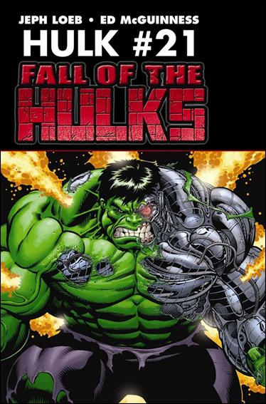 Hulk (2008)  21-C by Marvel