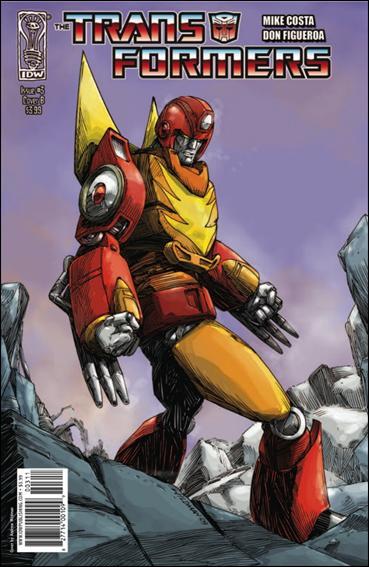 Transformers (2009) 3-B by IDW