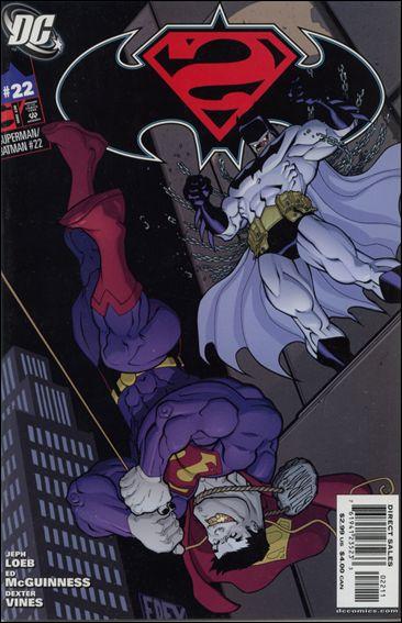 Superman/Batman 22-A by DC