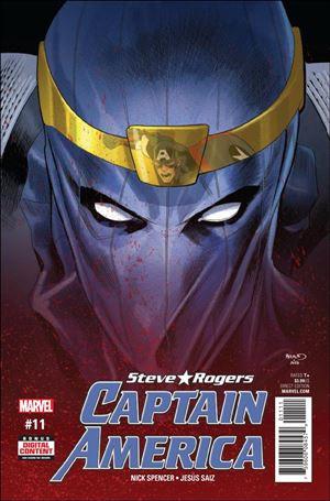 Captain America: Steve Rogers 11-A