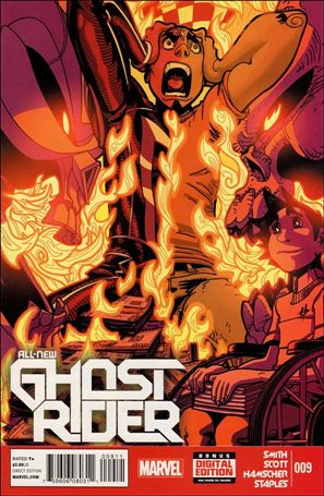 All-New Ghost Rider 9-A