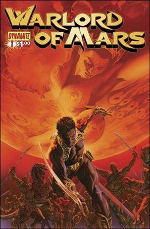 Warlord of Mars 1-B