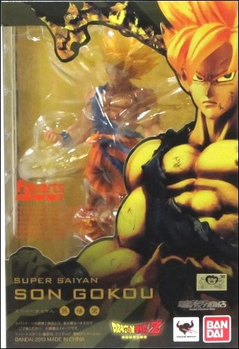 Dragon Ball Z (S.H.Figuarts ZERO)  Super Saiyan Son Goku by Bandai