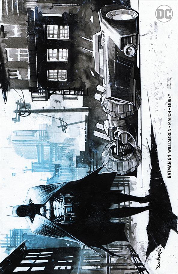Batman (2016) 64-B by DC