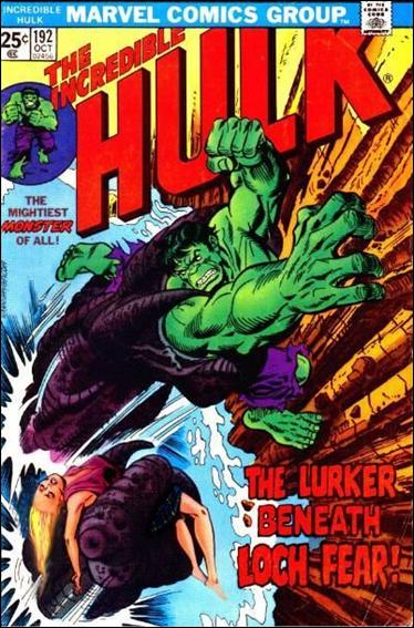 Incredible Hulk (1968) 192-A by Marvel