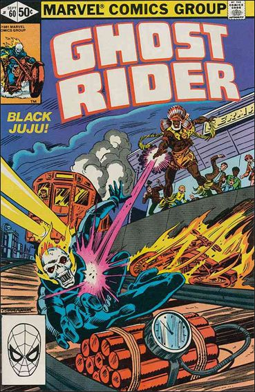 Ghost Rider (1973) 60-A by Marvel