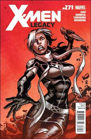 X-Men Legacy (2008) 271-A