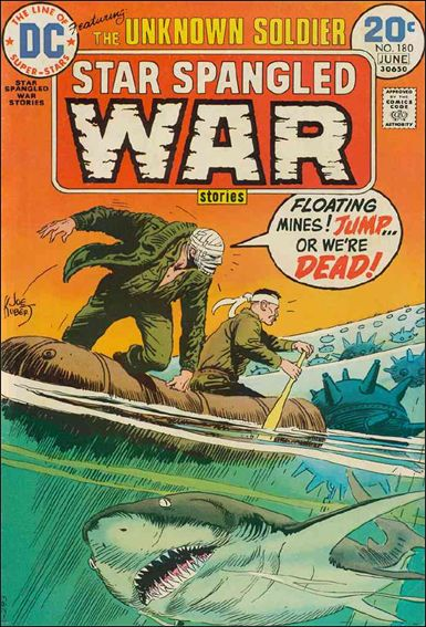Star Spangled War Stories (1952) 180-A by DC