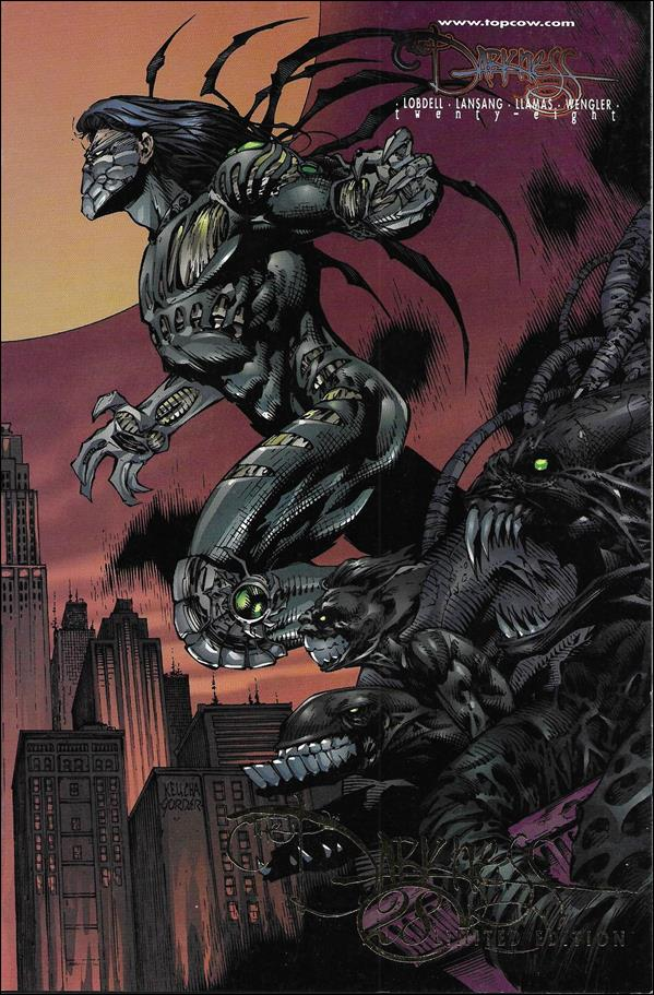 Darkness (1996) 28-C by Top Cow