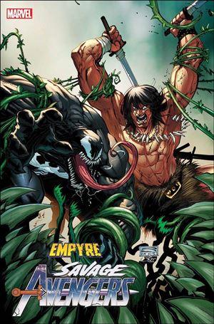 Empyre: Savage Avengers 1-B