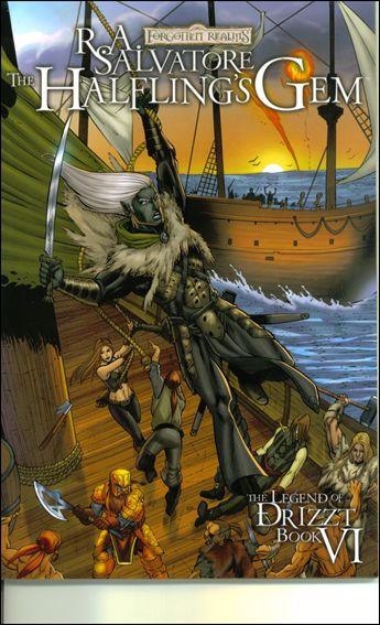 Forgotten Realms: The Legend of Drizzt 6-A by Devil's Due