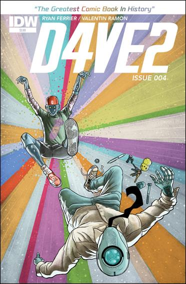 D4VE2 4-A by IDW