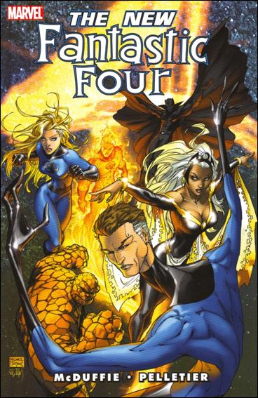 Fantastic Four: The New Fantastic Four nn-A by Marvel