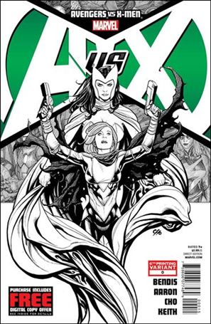 Avengers vs X-Men 0-H
