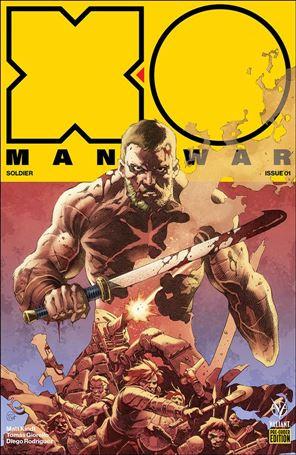 X-O Manowar (2017) 1-C