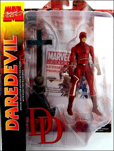 Marvel Select Daredevil by Diamond Select
