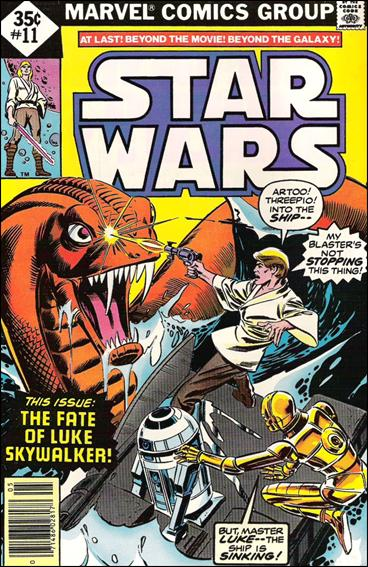 Star Wars (1977) 11-B by Marvel