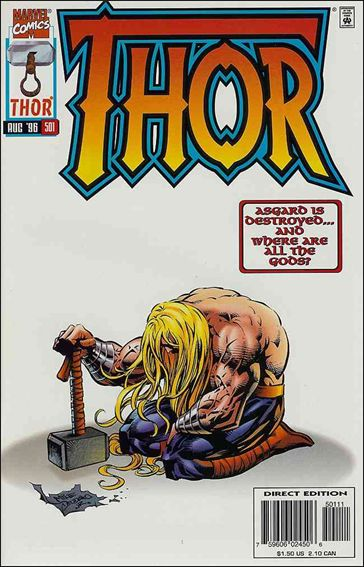 Thor (1966) 501-A by Marvel