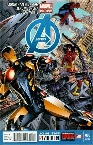 Avengers (2013) 3-E by Marvel
