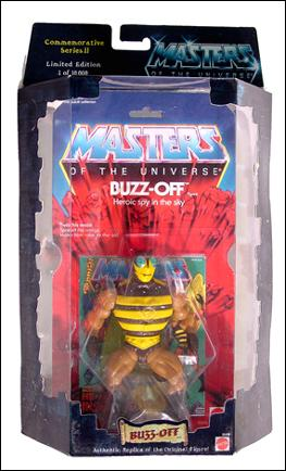 Masters of the Universe (Commemorative Series) Buzz-Off by Hasbro