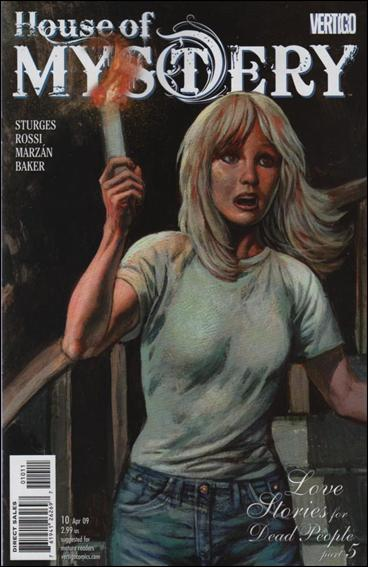 House of Mystery (2008) 10-A by Vertigo