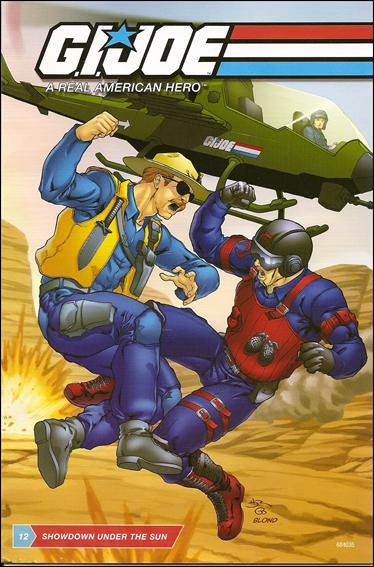 G.I. Joe: A Real American Hero 25th Anniversary Comic Pack Series 12-A by Hasbro Comics