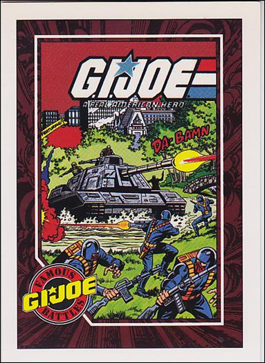 G.I. Joe (Base Set) 154-A by Impel