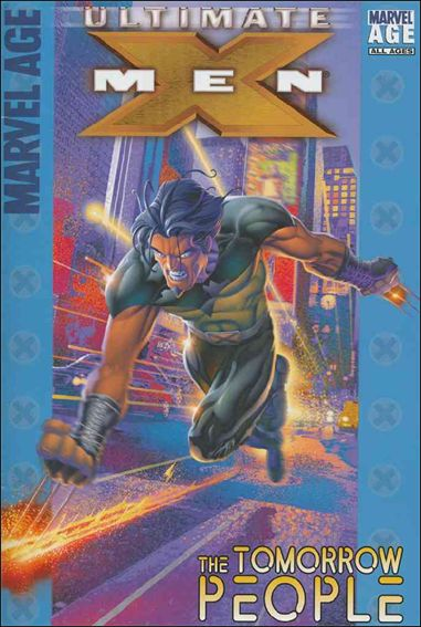 Target Ultimate X-Men 1-A by Marvel