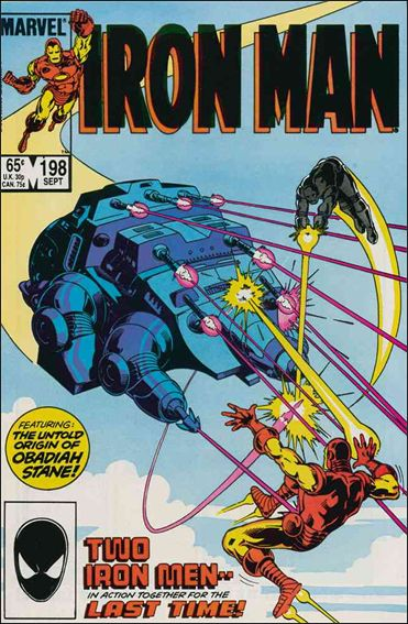 Iron Man (1968) 198-A by Marvel